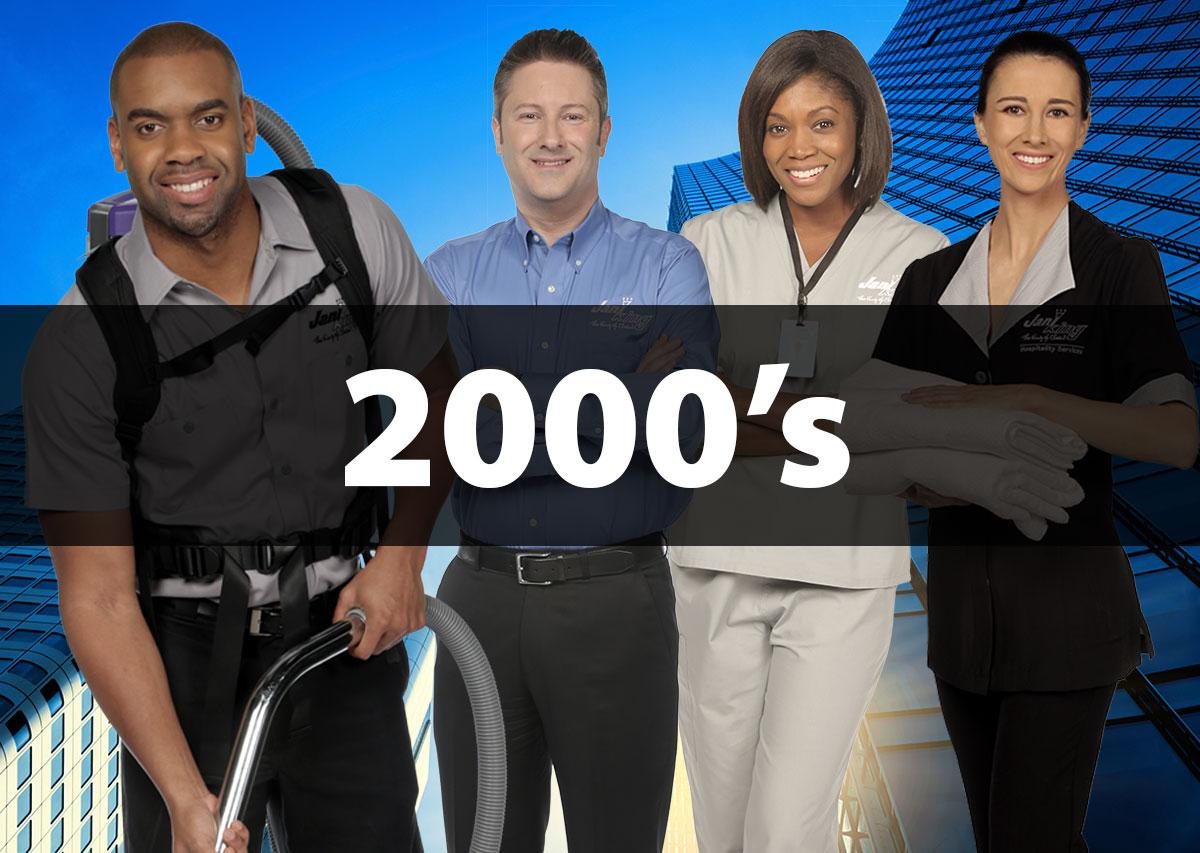 2000 Jani-King