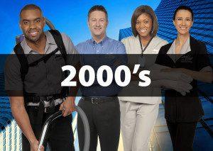 Jani-King 2000's