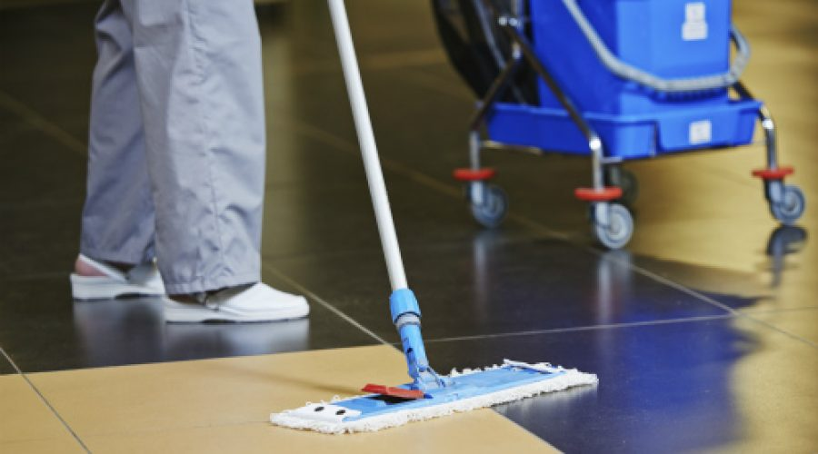 Why Choose a National Commercial Cleaning Company?