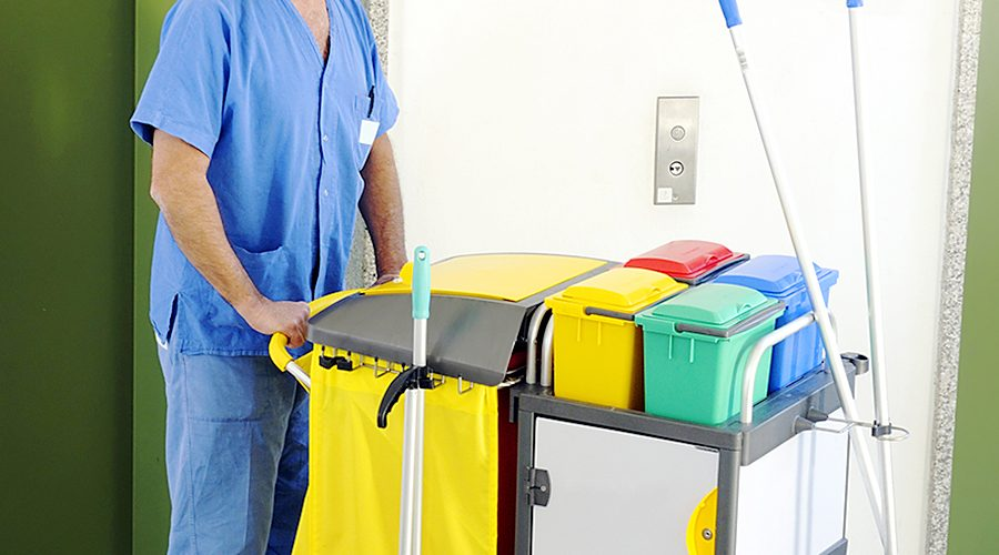 New Report Demonstrates the Importance of Superior Healthcare Cleaning