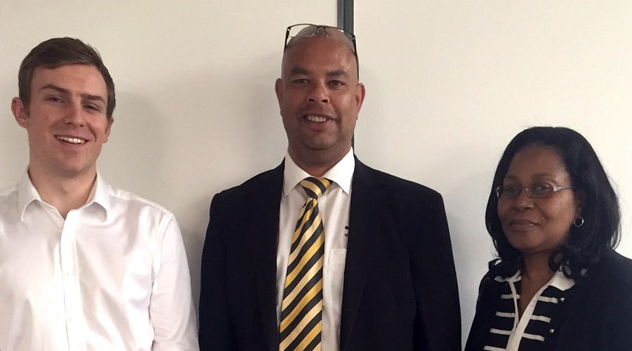 Carlton Ebanks sets up Jani-King's new franchisees for success!