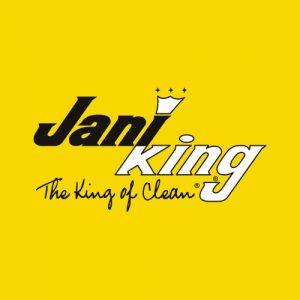jani king yellow logo