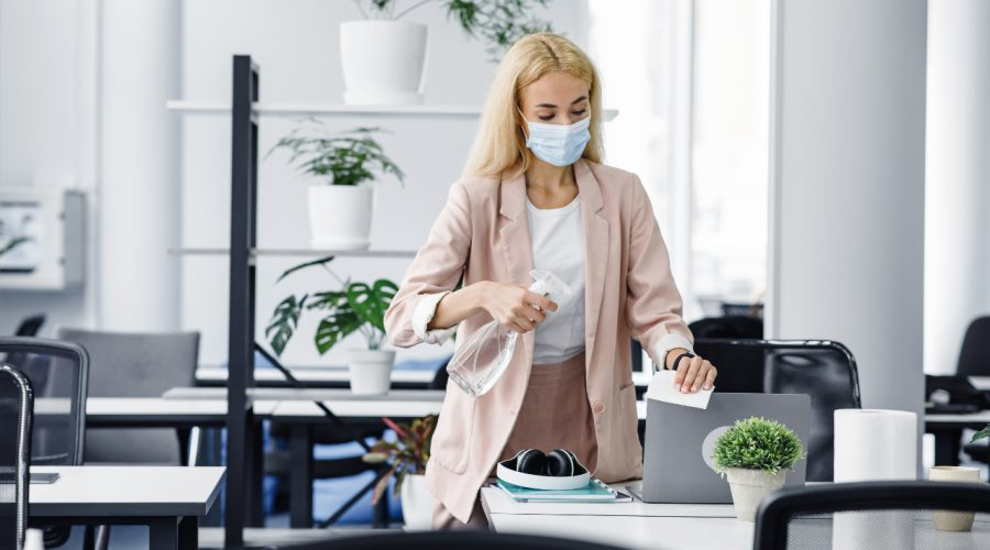 Workplace Cleaning Checklist for 2021