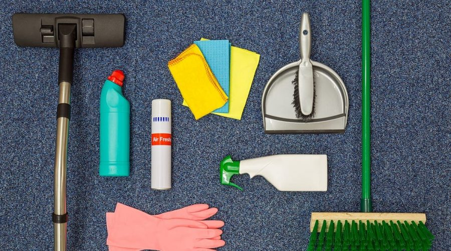 What Are the Costs of Commercial Cleaning Equipment and Material?